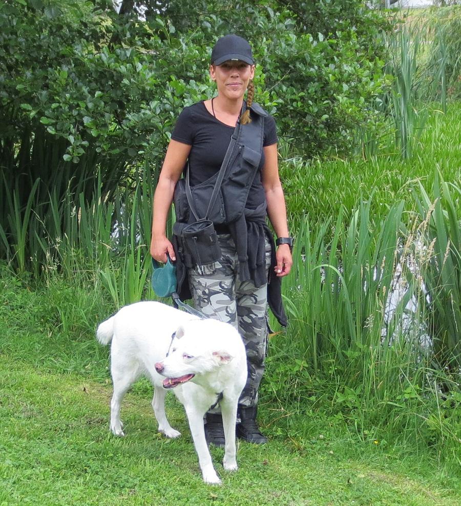 Rika alias TANTE PUH Hundeblog