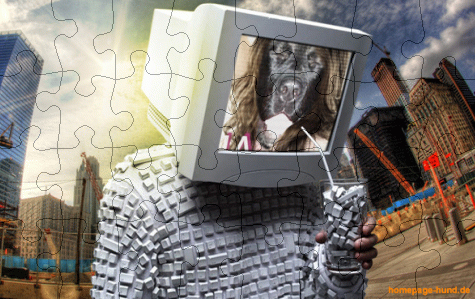 30 Teile Online Puzzle Hunde